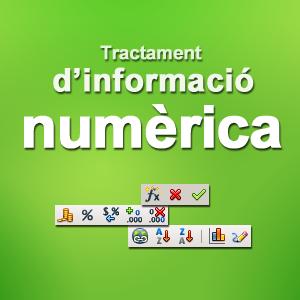 imatge del curs Tractament de la informació numèrica (mitjà)